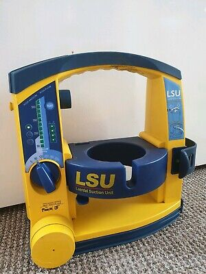Laerdal Suction Unit LSU Emergency Paramedic Suction Pump Ambulance Doctor