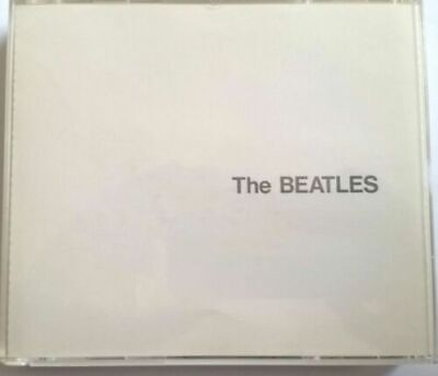 Beatles The Beatles White Album 2 Cd Box Set Fat Box With Booklet