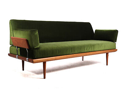 Teak Minerva Daybed by Peter Hvidt for France and Son