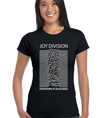 Authentic JOY DIVISION Unknown Pleasures Girl Juniors Tank Top S M L XL 2XL NEW
