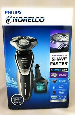 Philips Norelco Electric Shaver 5750, Wet & Dry, S5660/84 - NEW