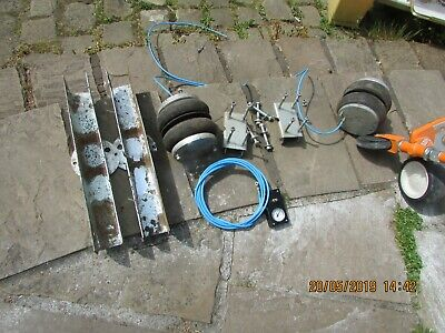 AIR SUSPENSION KIT - Volkswagen LT35 - for Motorhome, Recovery