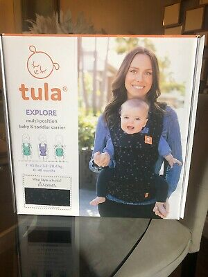 Tula EXPLORE Baby-toddler Carrier in Discover Model TBCA6G59