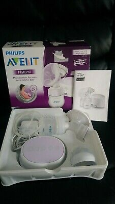 Philips Avent Comfort Single Electric Breast Pump, excellent condition