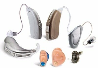 PHONAK Hearing Aid Program or Reprogram Service! Phonak,+others! Great Reviews!
