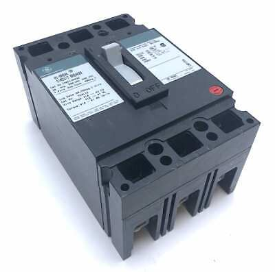 General Electric THED136030 3 Pole 30 Amp 600 Vac Circuit Breaker (T4)