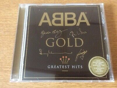 Abba - Gold: Greatest Hits - Signature Edition CD -EXCEL CONDIT The Very Best Of