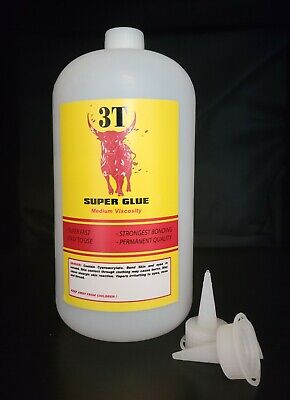 32 oz medium Super Glue (3T)