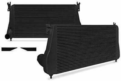 Mishimoto MMINT-DMAX-06BK for Chevy 6.6L Duramax Intercooler (Black)