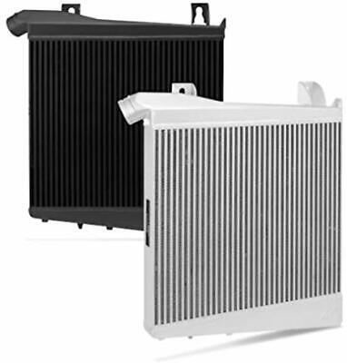 Mishimoto MMINT-F2D-08SL for Ford 6.4L Powerstroke Intercooler (Silver)
