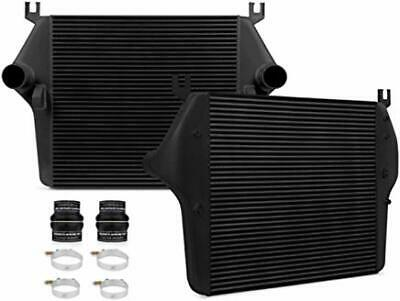 Mishimoto MMINT-RAM-03BK for Dodge 5.9L/6.7L Cummins Intercooler (Black)