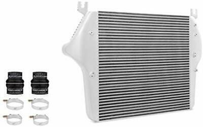 Mishimoto MMINT-RAM-03SL for Dodge 5.9L/6.7L Cummins Intercooler (Silver)