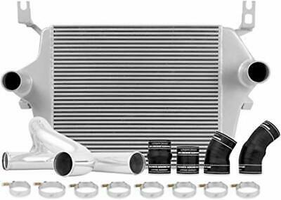 Mishimoto MMINT-F2D-03KSL for Ford 6.0L Powerstroke Intercooler Kit w/ Pipes (Si