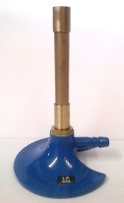 Bunsen Burner With Air Regulator For Lpg 11Mm Od