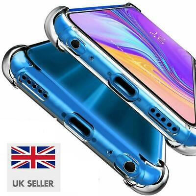 Case for Samsung Galaxy A40 A50 A70 Gorilla Shockproof Protective Clear Cover