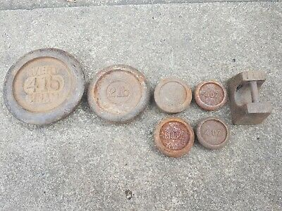 Old Weights for Scales