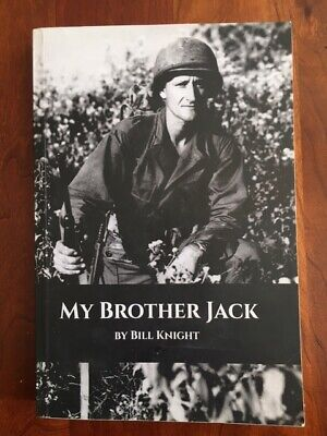RARE My Brother Jack, WWII Soldier, Pioneers of North Central Texas, Bill Knight
