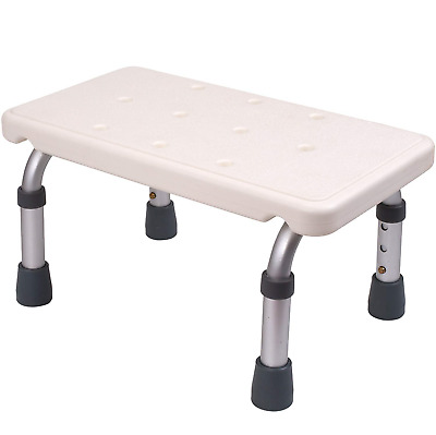 Medokare Adjustable Foot Stool - Stepping Stool for Adults and Children, Bedside