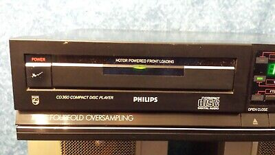 Philips Compact Disc Player Cd - 360