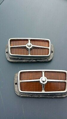 1969-1970 Shelby Mustang Mercury Cougar Turn Signals