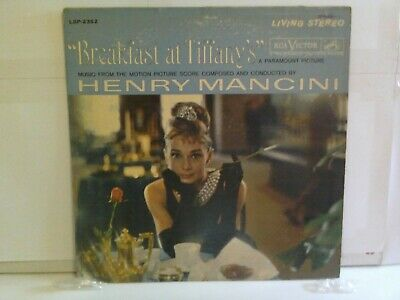 Breakfast At Tiffanys The Audio Soundtrack Of Songs From This Famous 1961 Movie