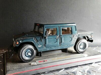 Maisto Hummer H1 Hard Top Humvee 1:18 Scale Diecast Model SUV