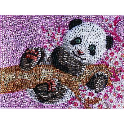 5D DIY Full Drill Special Shaped Diamond Painting Panda Cross Stitch Mosaic