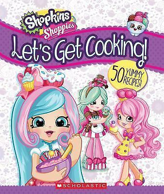 Shoppies: Let's Get Cooking! (2017, Hardcover)