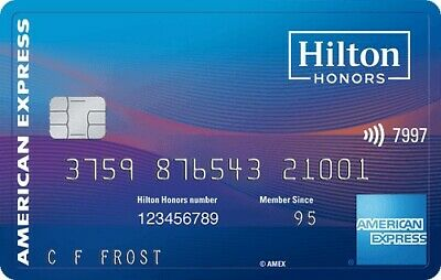 130,000 POINTS + AMEX Hilton Honors American Express Ascend Card $20 From Me