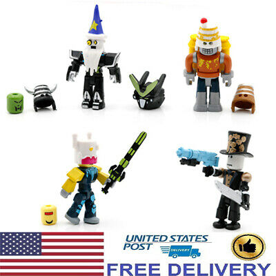 10pcs Random Roblox Accessories Weapons Playsets for Roblox Action Figure Toy