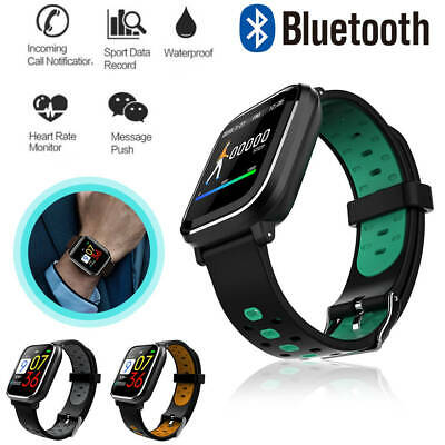 """Sport Smart Watch 1.3"""" Color Screen With Six Languages Manual Monitoring Perfect"""