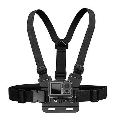 Chest Body Strap Mount Belt Holder for DJI OSMO Action Camera GoPro Hero