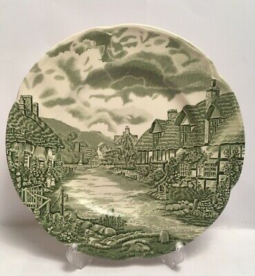 Johnson Brothers Olde English Countryside Ironstone Plate Made In England