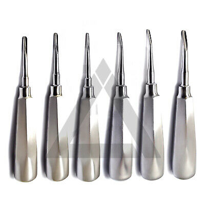 Surgical Tooth Extraction Coupland Elevators Root+ Extracting Dental  Forceps