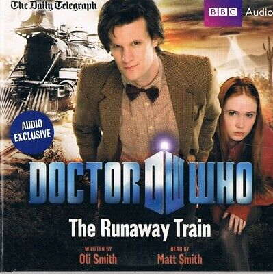 Doctor Who - The Runaway Train   - Audio Book CD N/P