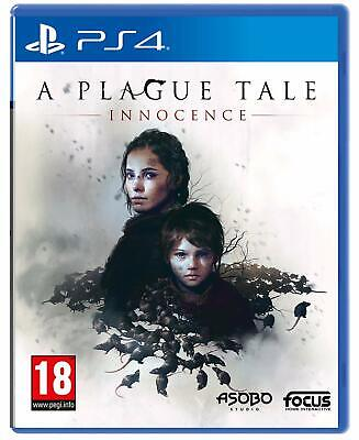 A Plague Tale: Innocence (PS4) (New) - (Free Postage)