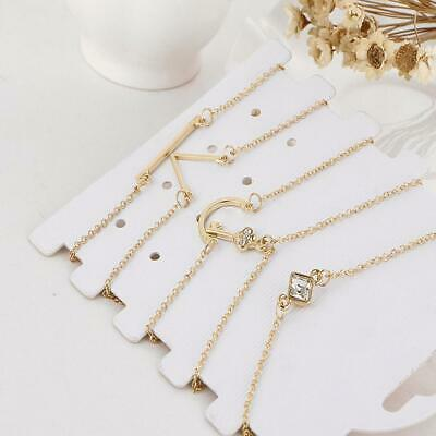 5Pcs/Set Multi Layers Delicate Women Girls Bracelet Set Jewelry Accessories Gift