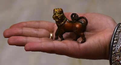 Lion shape Knob Brass Vintage Style Handmade Drawer Pull & Home Door Knob GK 632