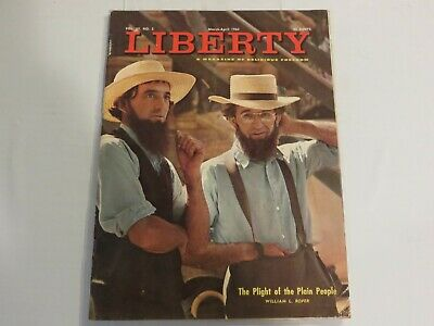 Liberty Vol 59 No 2 Magazine of Religious Freedom NN1