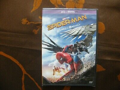 DVD SPIDER-MAN: Homecoming - Jon Watts (2017) + Digital Ultraviolet NEUF BLISTER