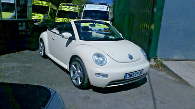 Vw Beetle Cabriolet 11 Months Mot,Very Good All Round Condition ,Ready To Go