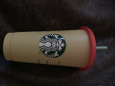 NEW!! starbucks color changing cup