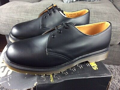 Dr. Martens 8249 Air Cushion Size Uk 10  Made In England Leather Shoes Genuine