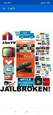 JB editionFire TV Stick with all-new Alexa Voice Remote, streaming media player