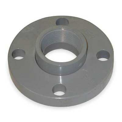 """GF PIPING SYSTEMS 855-030 3"""" FNPT PVC Stone Flange Sched 80"""