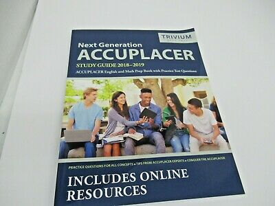 ACCUPLACER MATH STUDY Guide: Test Prep & Practice Test