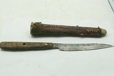 Antique Native American Knife