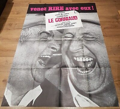 affiche cinema movie poster 120x160 le corniaud