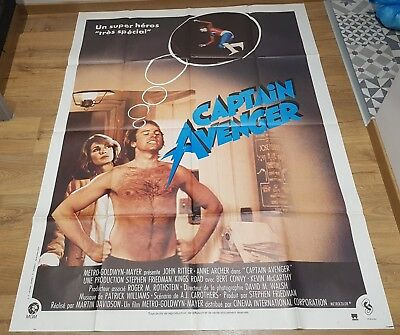 affiche cinema movie poster 120x160 captain avenger