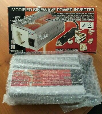 Hq Power Convertisseur Ac 150W/230Vac Pi150Bn Version 4.  Neuf
